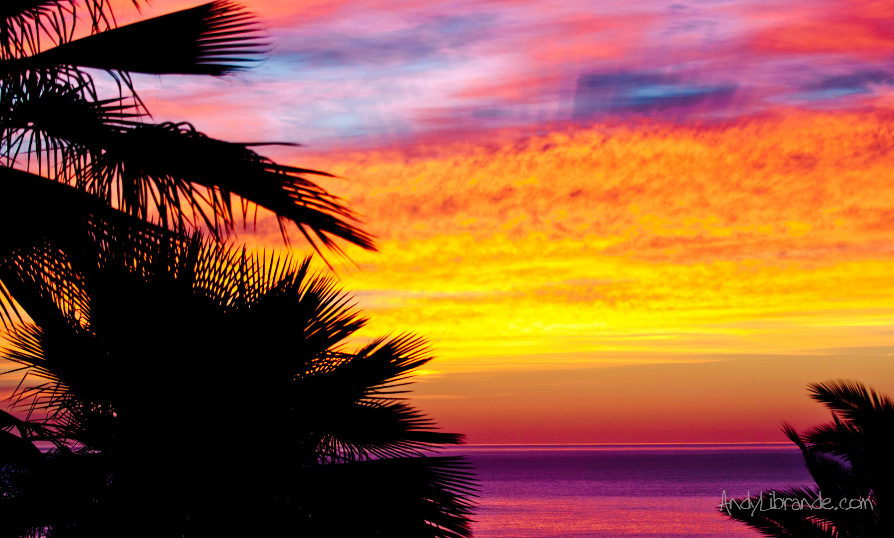 Unreal Colorful Sunrise-Las Palmillas-Cabo_2011-05-13