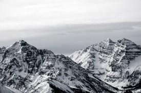 Maroon Bells; Aspen, Colorado