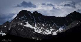 Peak C Gore Range Wilderness