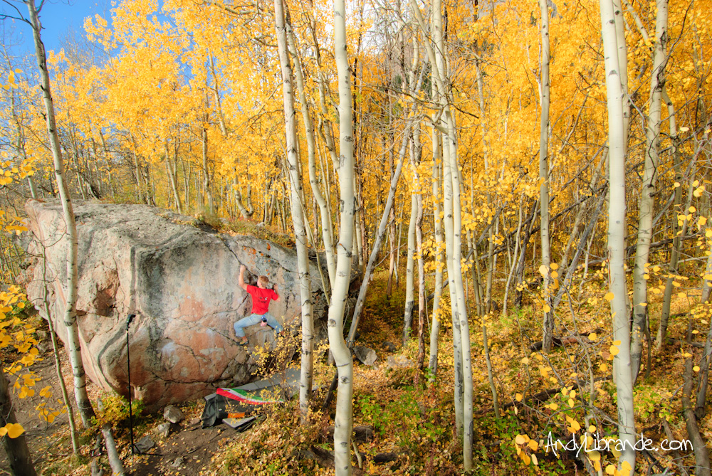 Skyland Boulders Crested Butte