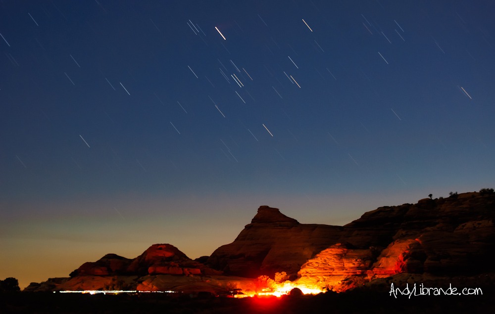 Moab Free Camping near Canyonlands