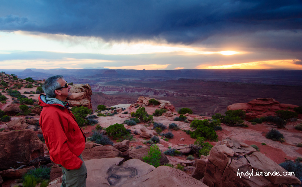 Grand View Point Hike Canyonlands National Park