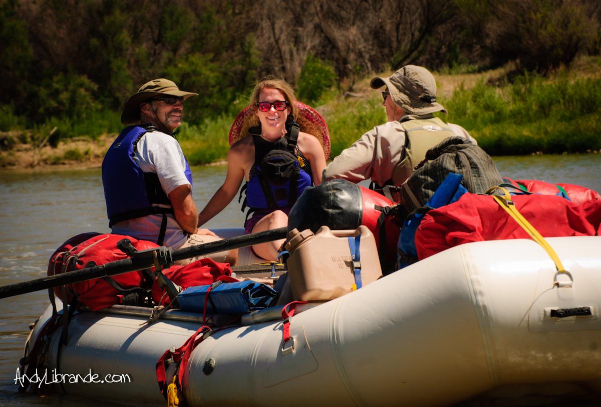 Sombero Rafting Trip