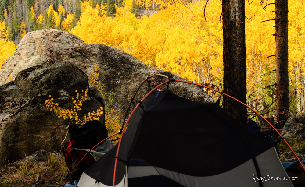 Camping near Red Cliff Colorado
