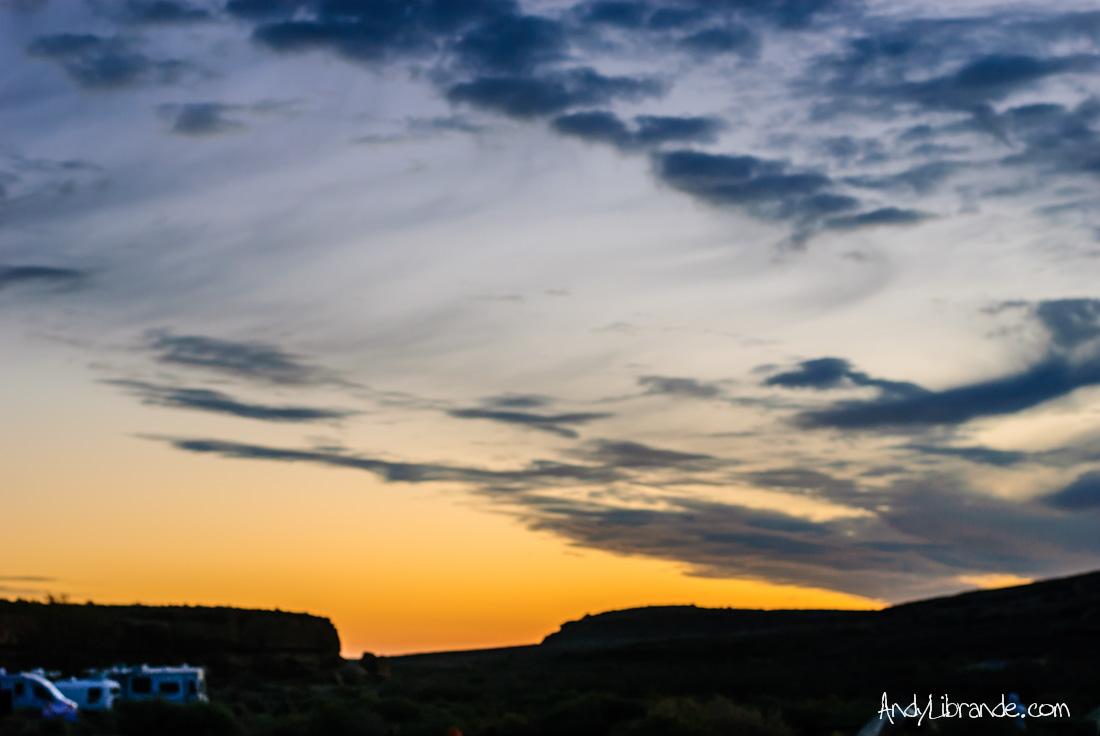 Chaco Canyon Sunrise