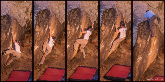 Mas Mu v6 Red Rocks Sequence