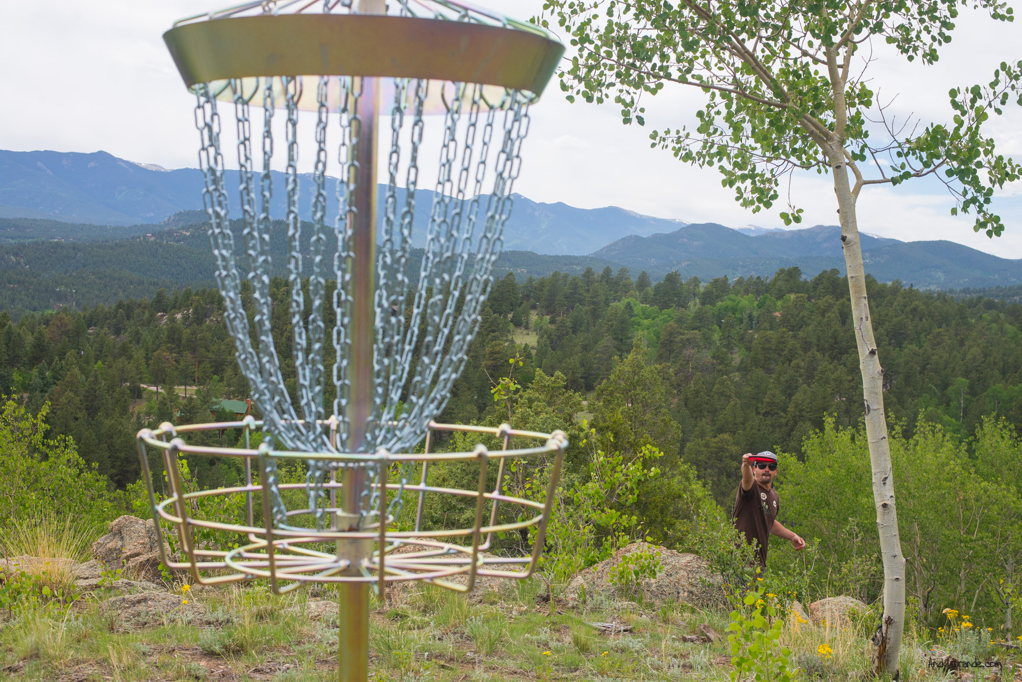 Colorado Disc Golf