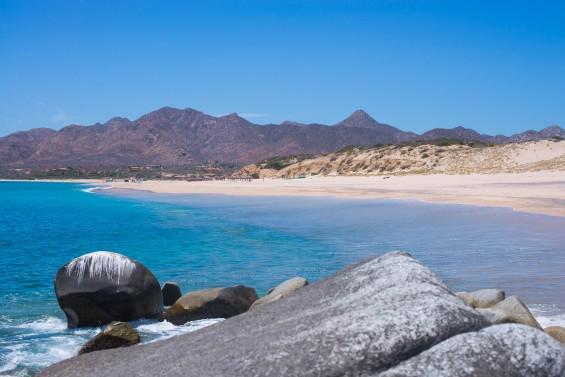 los frailes beach baja Cabo Pulmo